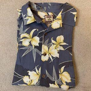 Men's Tommy Bahama casual short sleeve shirt